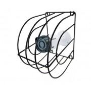 Grade De Proteção Gaiola Para Camera De Segurança Cftv