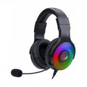 Headset 7.1 Gamer Redragon Pandora 2 RGB C/ Mic Removível