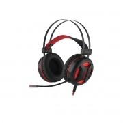 Headset Gamer jogos Redragon Minos USB 7.1 H210 Driver 50mm