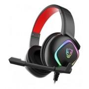 Headset Gamer Motospeed Fone G750 Preto 7.1 RGB Usb
