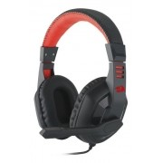 Headset Gamer Pc Redragon Fone Ares H120 stereo C/ Microfone