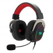 Headset Redragon Gamer H510 Zeus X Usb 7.1 Surround RGB