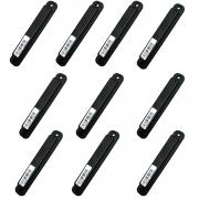 Kit 10 Tag Veicular Adesivo Linear CR040 P/ Motos e Carros