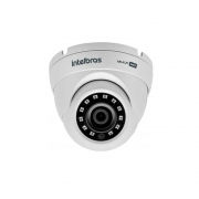 Kit 2 Câmeras Com Mic Vhd 3220 D A G4 Intelbras C/ Conector