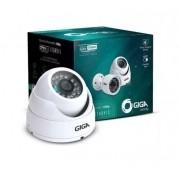 Kit 4 Cameras GS0051 Com DVR Giga + fonte 10