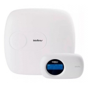 Kit Alarme Amt 4010 Smart C/ 6 Sensores Sem Fio Aplicativo