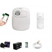 Kit Alarme ANM 24 Net 1 Sensor Infra Pet S/ Fio Intelbras