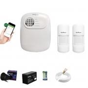 Kit Alarme ANM 24 Net 2 Sensor Infra Pet S/ Fio Intelbras