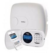 Kit Alarme Intelbras 10 Sensores Infravermelho e Magnéticos Pronto