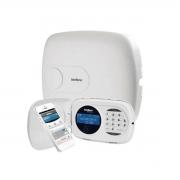 Kit Alarme Intelbras Amt 2018 e Com 3 Sensores C/ Fio e Acessórios