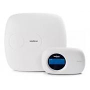 Kit Alarme Intelbras Amt 2018 Eg C/ 4 Sensores Gsm App Cel