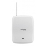 Kit Alarme Intelbras Wifi S/ Fio Amt 8000 + Sensores + Cam