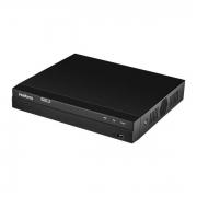 Kit Cftv Intelbras 1208 C/ 4 Conctor p4 + 6 bnc