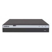 Kit Cftv intelbras 8 Cam Full HD  + 3108 + Itens Intelbras