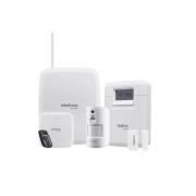 Kit De Alarme Intelbras Completo Sem Fio Amt 8000 App Cel