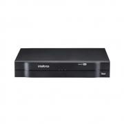 Kit Intelbras 2 Câm 1120 Dome Dvr 4 Canais 1104 + HD 500gb