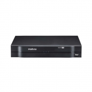 Kit Intelbras 2 Câm 1120B 2 Câm 3120B Dvr 4 Canais 1104 + HD