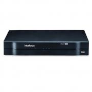 Kit Intelbras 2 Câm 1120D 2 Câm 1120B Dvr 8 Canais 1108 + HD