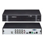 Kit  Intelbras 4 Cam 1120B + 2 cam 1120D Dvr 8ch Mhdx 1108