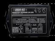 Leitor USB de Mesa Desktop Reader LN-106 Linear-HCS