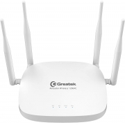 Roteador Giga Wireless Greatek 1200Mbps GWR1200AC Dual Band