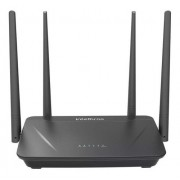 Roteador Wireless Action Intelbras Rf 1200 Smart Dual Band