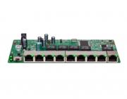 SF 910 PAC Switch 9 portas com 8 portas Fast Ethernet