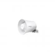 SIR 1000 Sirene com fio 105 dB Para Alarme Branca