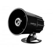 SIR 2000 Sirene com fio 9 a 15 VDC/115 dB para sistema de segurança Intelbras