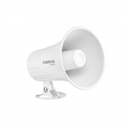 SIR 3000 Sirene com fio 9 a 15 VDC/120 dB Intelbras Branca