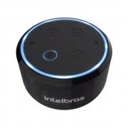 Smart Speaker Alto Falante Alexa Inteligente Izy Speak Mini