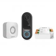 Vídeo Porteiro Allo W3+ Wi-Fi IP 54 IntelBras Com Câmera