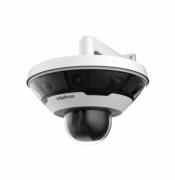 VIP 7360 Panorâmica Câmera IP Panorâmica Multi Sensor 360º com PTZ