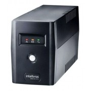 Xnb 600 Nobreak 600 Va 220v Intelbras Para Cftv Dvr Camera