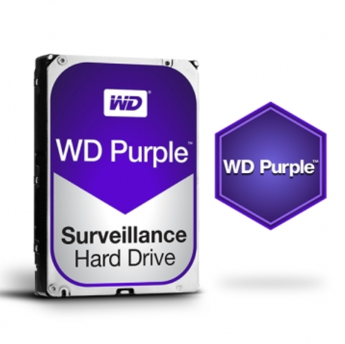 4TB HDs WD Purple? Discos rígidos para CFTV
