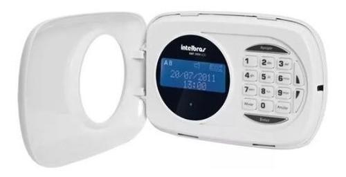Alarme Monitorado Intelbras Amt 2010 Com Teclado Lcd
