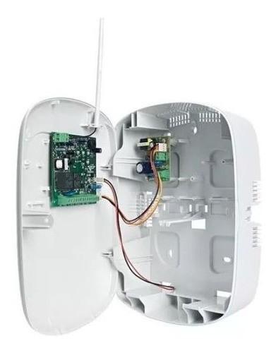 ANM 3004 ST Central de alarme não monitorada com 4 zonas