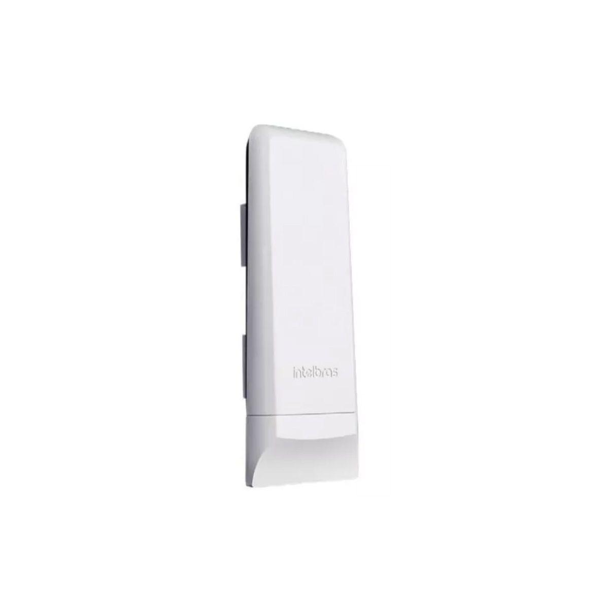 Rádio Antena Cpe Wireless Intelbras Wom 5a Siso 5 Ghz 16 Dbi