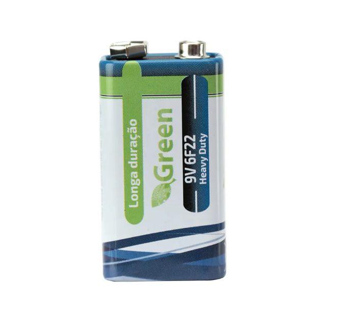 Bateria 9v Para Sensor de Alarme Infravermelho