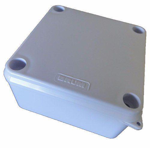 Caixa Brum Para Proteção de Câmeras Tamanho 1