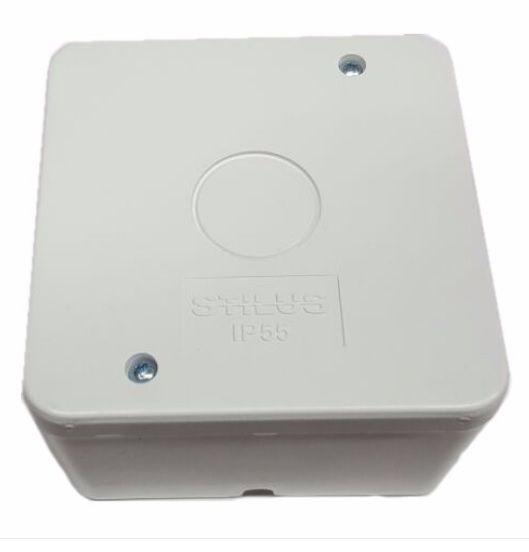Caixa Proteção Organizadoras Cftv De Sobrepor IP55 Pequena Stilus