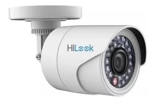 Câmera Bullet Hilook Hikvision Turbo THC-B110C-P 720p HD 1mp 2.8mm