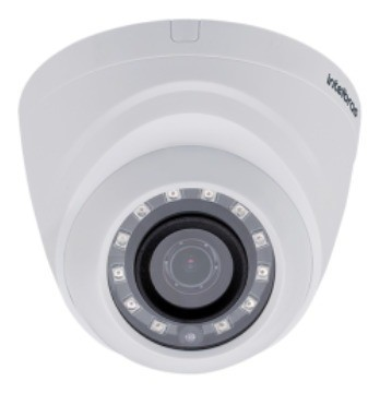 Camera Dome Full Hd Intelbras Infra 20m Vhd 1220d G4 2,8mm