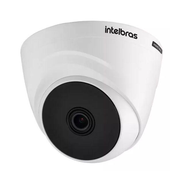 Camera Intelbras Dome Hdcvi 720p Hd Vhd 1120d G5