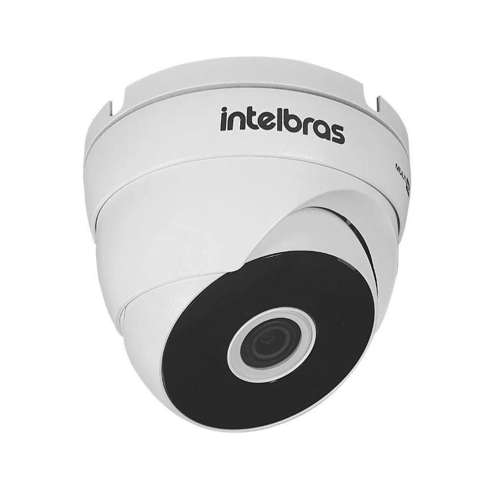 Camera Intelbras Hdcvi Dome 20ir Multi Vhd 3120 d G5 2,8mm