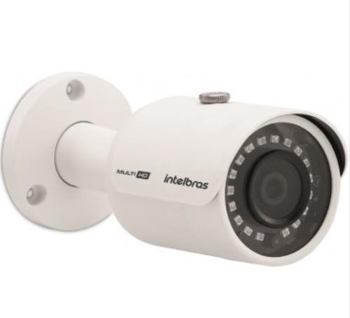 Camera Intelbras Hdcvi Vhd 3430b Bullet 3.6 4mp 1440p 2k