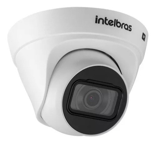 Câmera Ip 4mp Dome Poe Intelbras 2.8mm Vip 3430d