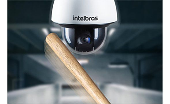 Câmera Speed Dome Intelbras Vhd 5230 Sd Full Hd 2mp Zoom 30x