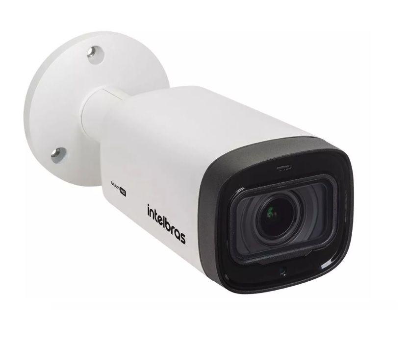 Câmera Varifocal Até 40 Metros Intelbras Hdcvi Vhd 3140 Vf G5