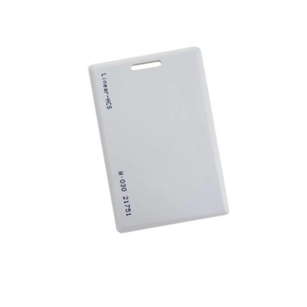 Cartão Proximidade Linear Rfid 125 Khz Iso Fino